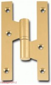 Cast Brass H-Hinges Ref: 200