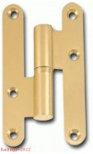 Cast Brass H-HInges. Ref: 205